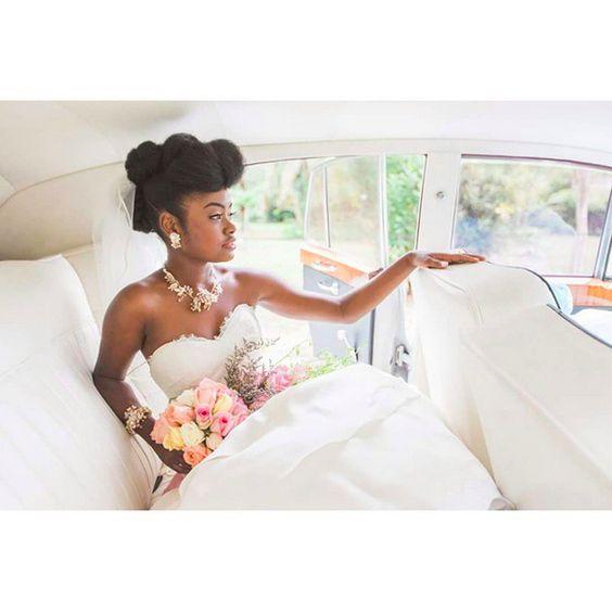 25 Black Brides Who Slayed Their Big Day