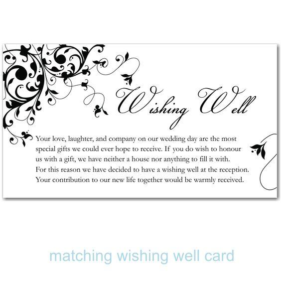 Wedding Thank You Note Wording – Simple Wedding Thank You Card Wording