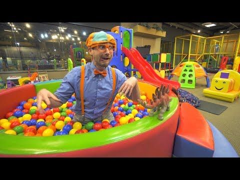 Youtube Kids Indoor Playground Indoor Playground Kids Backyard Playground