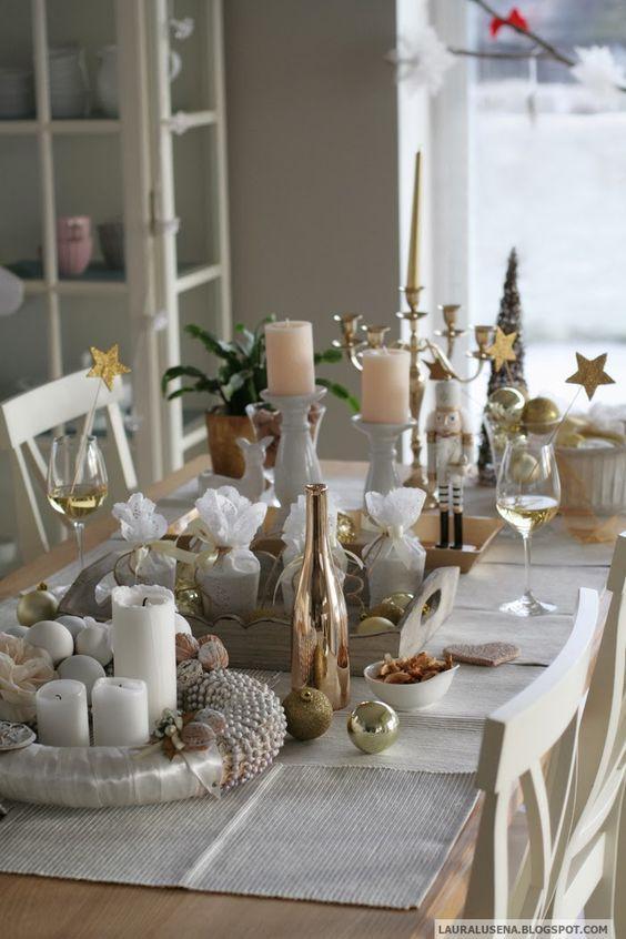 Dourado traz romantismo e delicadeza à mesa