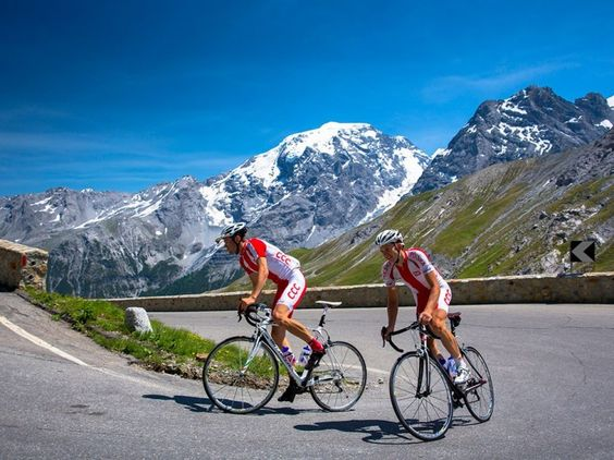 Passo dello Stelvio is Europe's second-highest mountain pass—a classic (often snowy) waypoint each May along the Giro d'Italia, and the last stop before crossing the border and into the heart of the Swiss Alps.