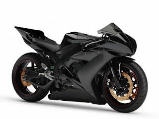 Yamaha R1    I'd like to see this bad boy compete with a Kawasaki Ninja and Suzuki Bandit