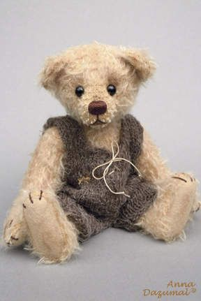 1000+ images about Teddy Bears on Pinterest | Mink, Handmade and ...