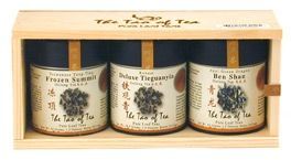 The Tao of Tea - Oolong Tea Sampler $20.00