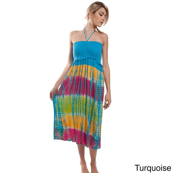 Summer Love Tie Dye Sundress