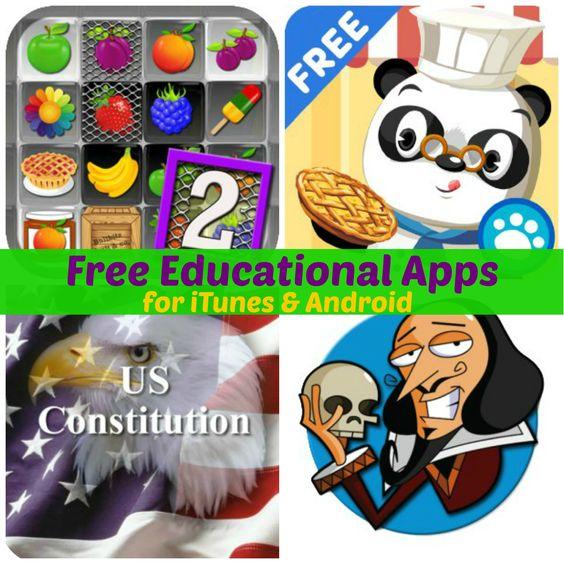 Free Educational Apps: Fruit Drops II, Dr. Panda's Restaurant, & More!