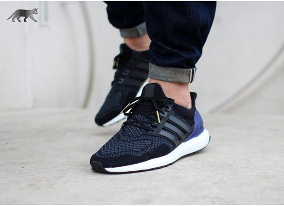 Adidas Ultra Boost Core Black Mens