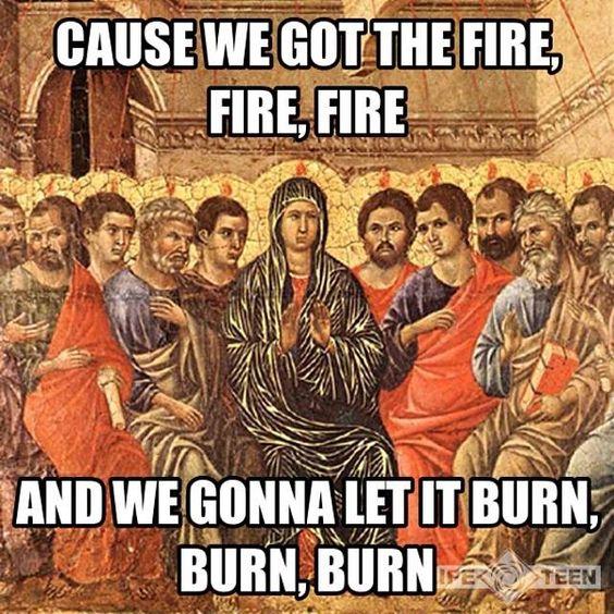 pentecost christian festival