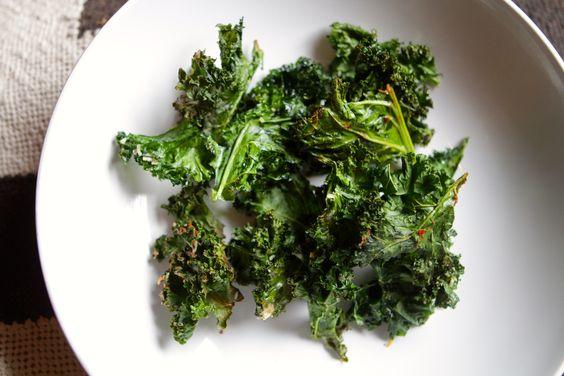Kale Chips Three Ways | Ali Miller RD