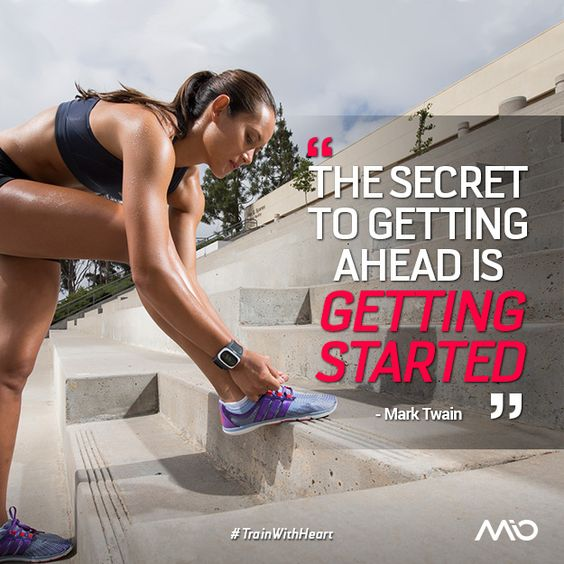 Encouraging #Fitness #Quote | We love this quote! #wordstoliveby #motivation #inspiring #inspiration #quotes #fitnessquotes #fitnessmotivation #health #running #run #cycle #cycling #training #fitnesstraining #marathon #triathlon #mioLINK #mioGlobal #mioALPHA #TrainWithHeart www.mioglobal.com