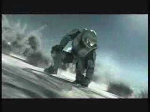 HALO 3 TRAILER - best video game trailer EVER