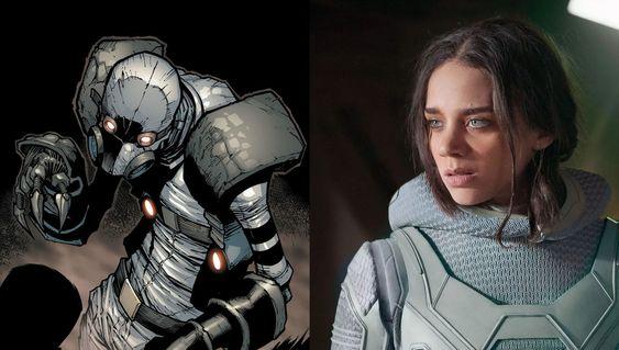 Will Ghost be in Avengers: Endgame?