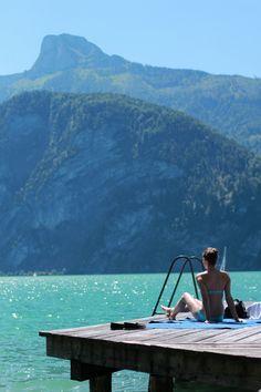 Lust auf einen Kurzurlaub? In Österreich gibt es viele Seen zu entdecken.