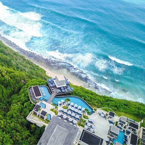 Omnia Bali Omniabali Instagram Photos And Videos Resort Beach Club Swimming Pools