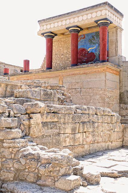 Cnosos, Creta, Grecia
