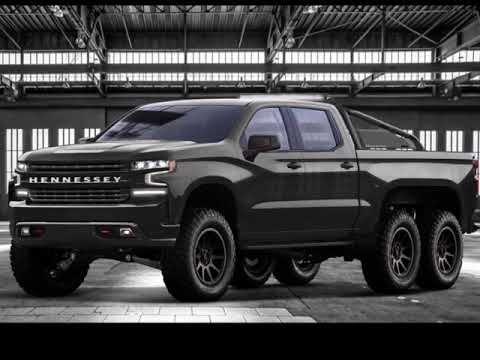 Hennessey Goliath 6x6 Camionetas Autos Deportes