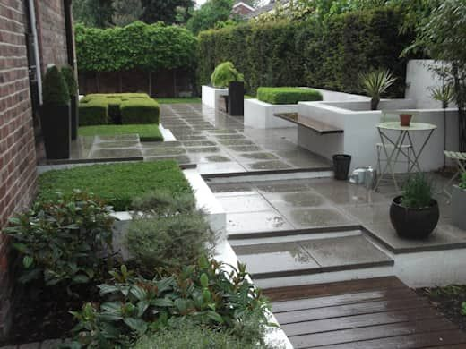 Smart Low Maintentenance And Elegant In Didsbury Charlesworth Design Garden Design Garden Solutions Garden