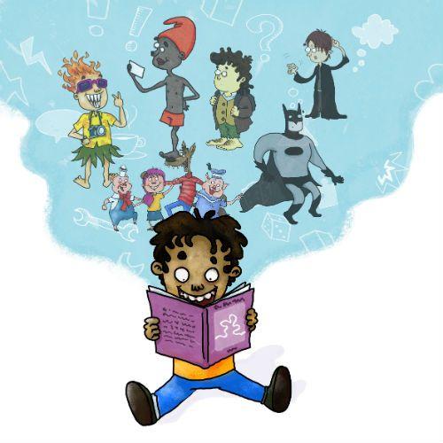 Brincadeiras com Livros - Educar para Crescer