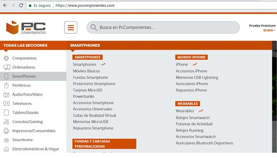 Programa de afiliados de PC Componentes