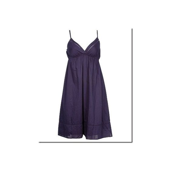 Dark Navy Blue Sundress ~ So simple yet so many ways you could dress it up or down