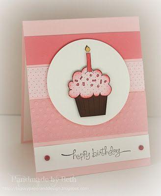 Big Sky Paper and Design: Chocolate Cupcake...