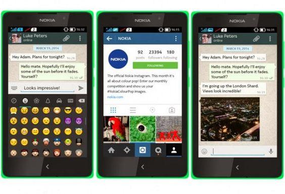 Cara Download Wechat Di Hp Nokia Asha 200