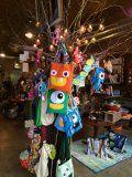 Monster Tree display in shop.