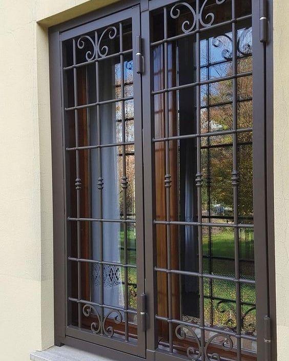 Work Mode Iron Windows Window Grill Designs 2019 In 2019 Window Grill Design H Verjas Para Ventanas Rejas Para Ventanales Rejas Para Ventanas Modernas