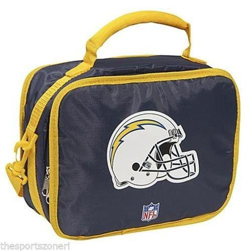 San Diego Chargers Insulated Lunch Box #SanDiegoChargers Visit our website for more: www.thesportszoneri.com