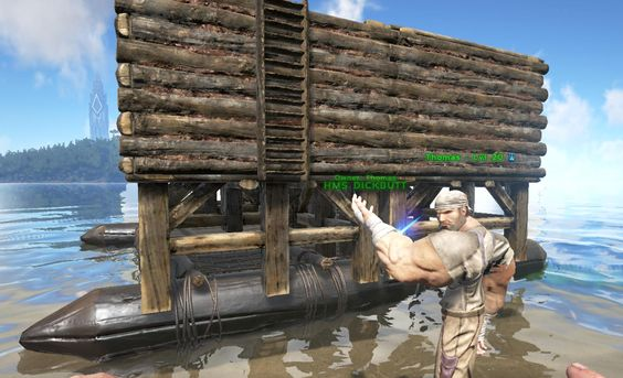 [ARK] Because of the implications...