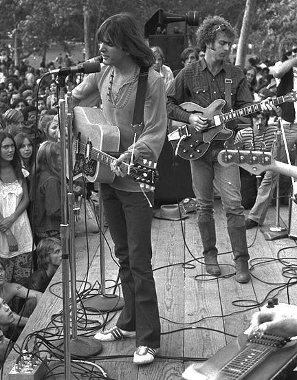 Image result for gram parsons and bernie leadon