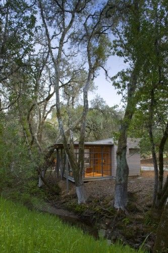 Dry Creek Outbuildings / Bohlin Cywinski Jackson