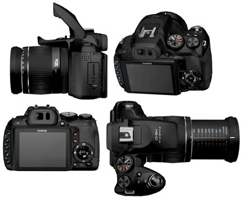 FUJI HS10.   Love my camera!