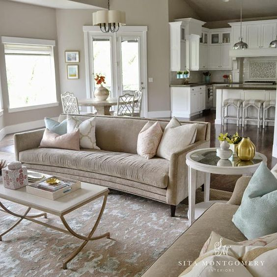 Brilliant Neutral Decor Room