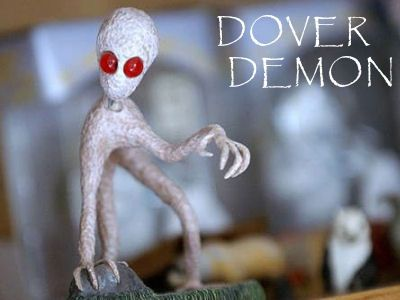 Dover Demon   Dover Demon (April 1977)
