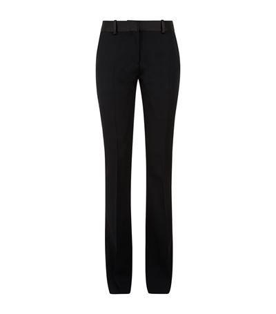 VICTORIA BECKHAM Tuxedo Trousers. #victoriabeckham #cloth #