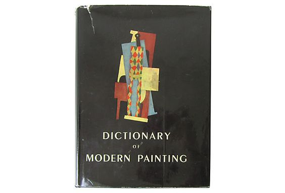Dictionary of Modern Painting on OneKingsLane.com