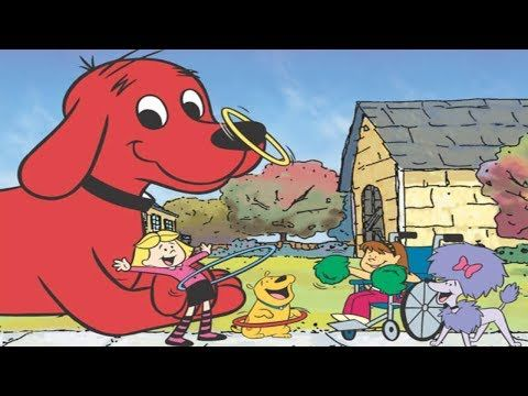 4 Clifford The Big Red Dog Full Episode Jokes Book Adventures