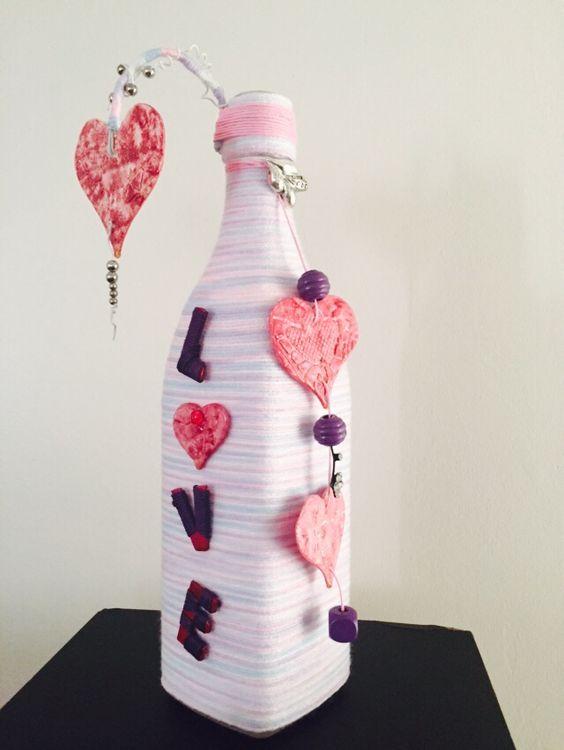Bottle craft.