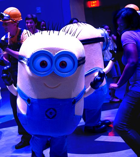 Minion Mayhem at Universal Studios Florida