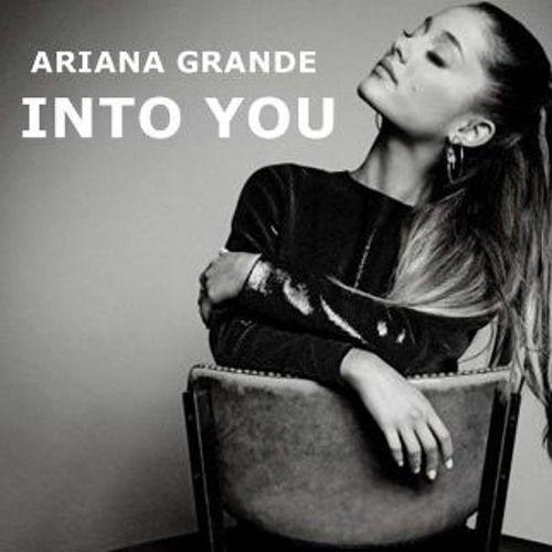 Ariana Grande – Into You (single cover art)