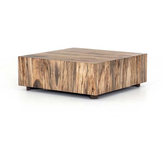 Terri Coffee Table Coffee Table Pottery Barn Reclaimed Wood