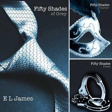 50 shades of Grey trilogy EPUB book 1