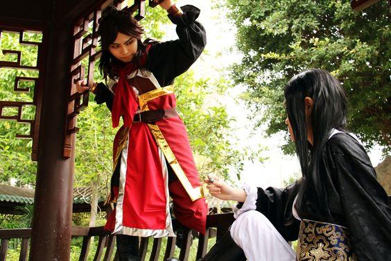 kiuxkill(拳兒) liaoyuanhuo, Sima Yi Cosplay Photo - WorldCosplay