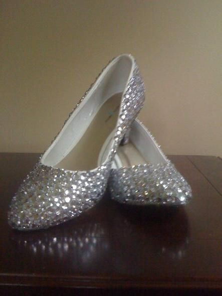 DIY RHINESTONE SHOES!!! : wedding bling diy inspiration rhinestones ...