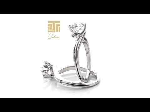 أجمل خواتم و دبل الماس 2019 Youtube Engagement Rings Rings Engagement