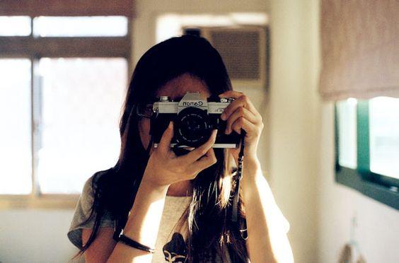 guide to vintage cameras // brick and mortar