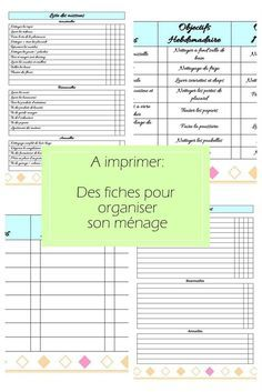 Pinterest le catalogue d 39 id es - Organisation menage quotidien ...