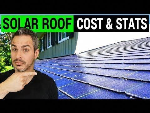One Of Tesla S First Residential Solar Roof Customers Has Provided More Details About His Recently Installed Solar In 2020 Tesla Solar Roof Solar Roof Solar Technology