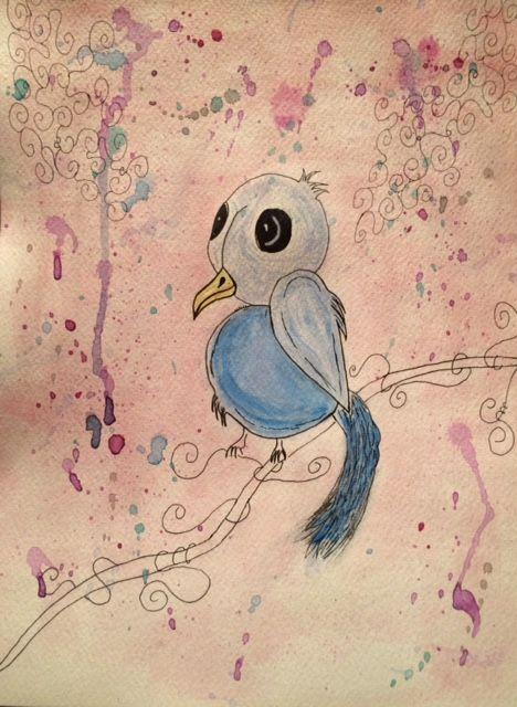 feutre watercolor